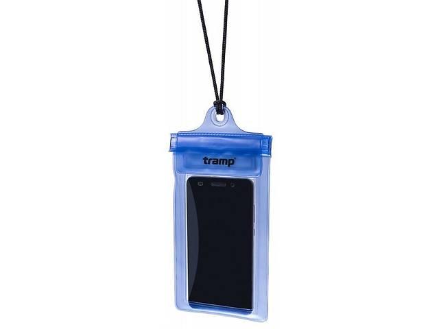 купить бу Гермопакет для мобильного телефона Tramp, синий в Киеве