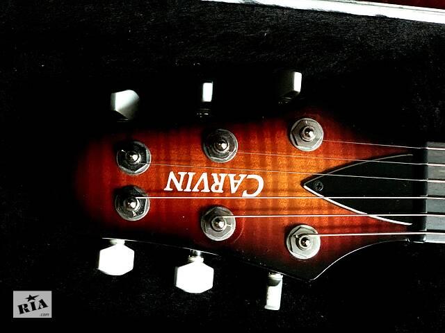 продам Гитара Carvin KIESEL SH275 Custom w Pjezo+MIDI system бу в Тернополе