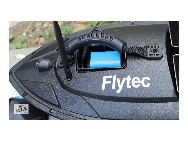 бу Короповий кораблик. Катер для рибалки, завезення прикормки Flytec, кораблик для підгодовування. в Полтаві