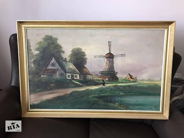 продам Картина старинная из Европы бу в Ивано-Франковске