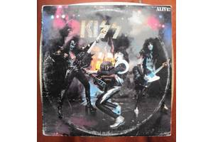 "Kiss  ""Alive!"" -2 LP."