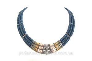 Кольє, браслет,сережки - кераміка