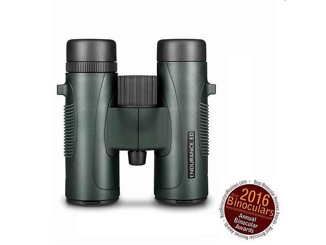 продам Компактний бінокль для спостережень, полювання, спорту Endurance Top Hinge ED 8x32 (Green) зелений Hawke 922129. бу в Києві