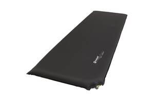 Коврик самонадувающийся Outwell Self-inflating Mat Sleepin Single 7.5 cm Black (400017) twll928857