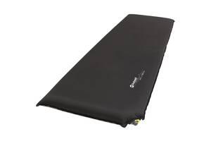 Коврик самонадувающийся Outwell Self-inflating Mat Sleepin Single 10 cm Black (400014) twll928854