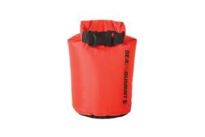 Червоний Гермочохол на 1 літр Sea To Summit LightWeight Dry Sack 1L Red, STS ADS1RD, 11х24см.