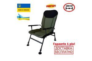 Крісло для риболовлі коропове посилене Carp Vario XL до 150 кг