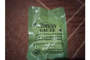 Кровоостанавливающие QuikClot COMBAT GAUZE Z-Fold