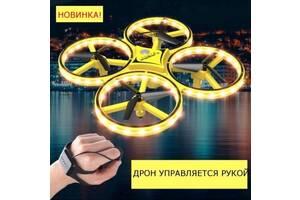 Квадракоптер Дрон Firefly управляется жестами руки