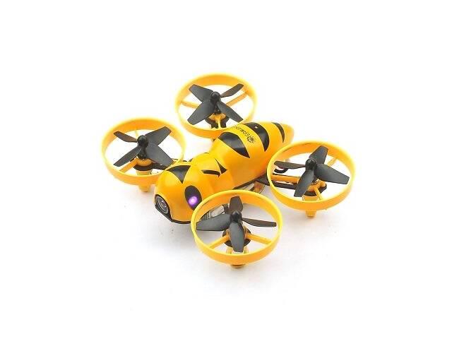 продам Квадрокоптер міні Eachine Fatbee FB90 на радіоуправлінні з камерою Fpv 58GHz Bnf FlySky SKL17-139783 бу в Харкові