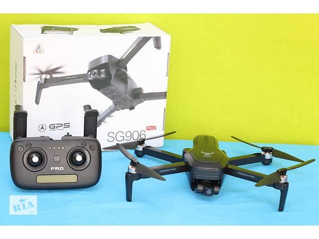 Квадрокоптер SG906 pro2 с камерой 4К и 3х осевым стабилизатором- объявление о продаже  в Киеве
