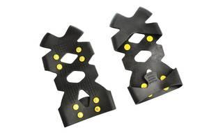 Ледоступы Supretto для обуви фиксируемые, размер M (5647)
