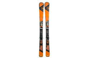 Лижі гірські Rossignol Experience E80 144 Black-Orange Б/У (ExpE80_144_Blk_Orng)