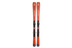 Лижі гірські Salomon S Max 160 Orange Б/У (S_Max_160_Orange)
