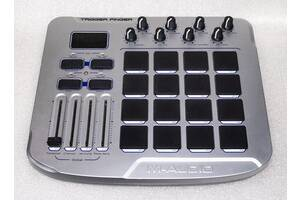 M-Audio Trigger Finger - MIDI контроллер USB электронные барабаны