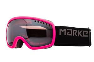 Маска гірськолижна дитяча Marker Surround Mirror S Pink (4356788)