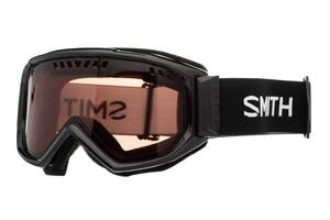 Маска горнолыжная Smith Scope Black (98675454455)