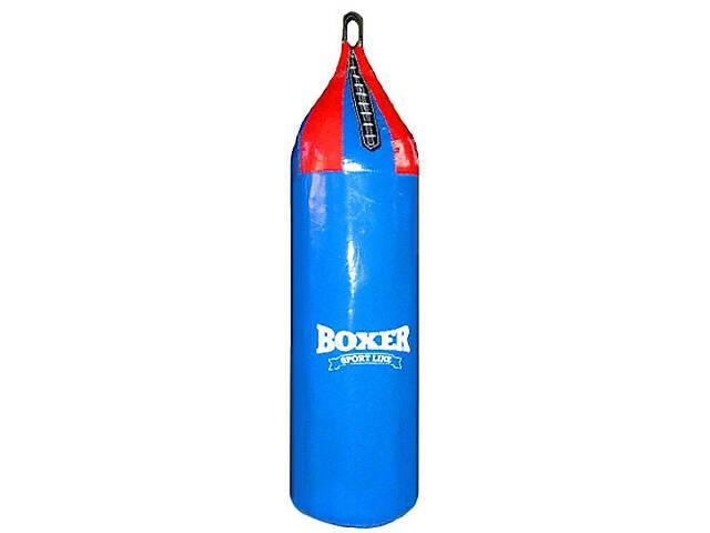 продам Мешок боксерский малый Пвх 0.7 мм высота 0,75 м диаметр 0,22 м 7кг синий SKL11-282461 бу в Одессе