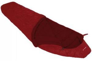 Мешок спальный VAUDE Sioux 400 S SYN 4052285181086 красный