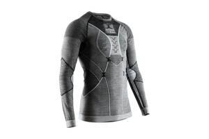 Чоловіча термокофта X-Bionic Apani 4.0 Merino Shirt Round Neck Lg Sl Men (AP-WT06W19M-B408) XXL