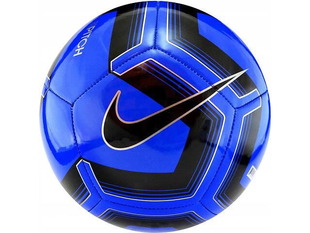 купить бу Мяч футбольный Nike Pitch Training SC3893-410 Size 5 в Львове