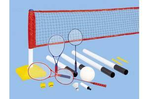 Набор 3 в 1 для бадминтона, воллейбола и тенниса Outdoor-Play JC-238A