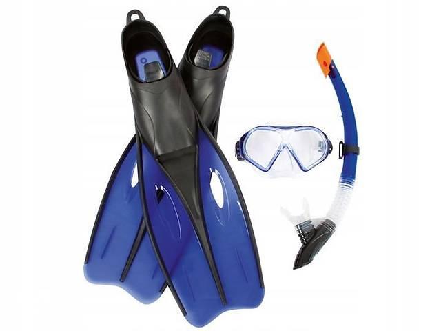 продам Набор для ныряния Dream Diver Bestway синий. Набор для плавания для взрослых и подростков от 12 лет бу в Києві