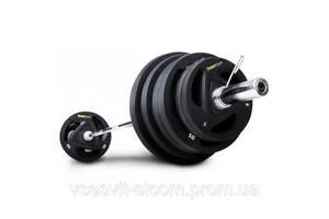 Набір олімпійський SmartGym 147.5 kg + HS-1090