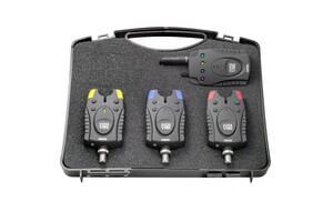 Набор сигнализаторов с пейджером 3+1 Robinson Super Vibe 88EK430 в кейсе (gr_012173)