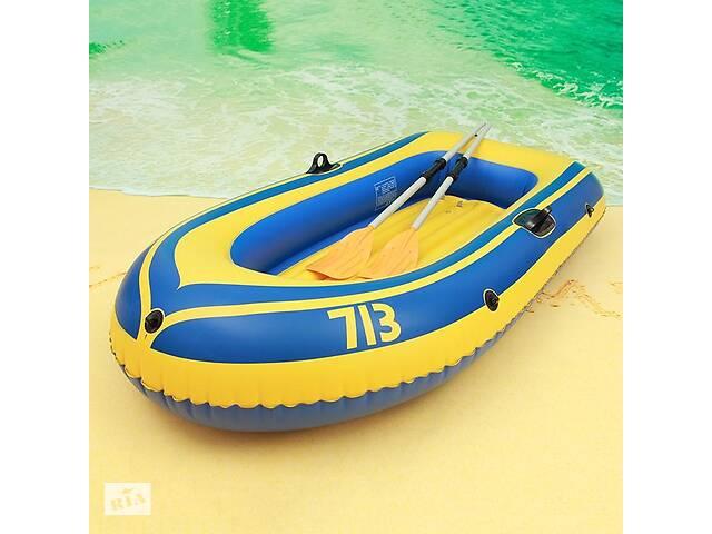 купить бу Надувная лодка двухместная в Одессе