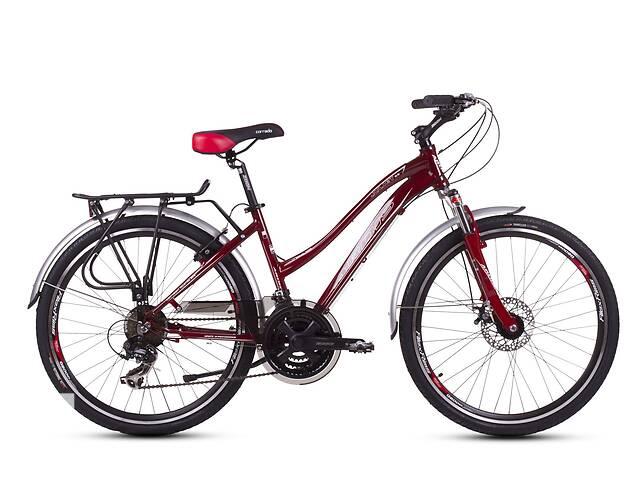 купить бу Неймовірний елегантний алюмінієвий міської велосипед 26& quot; ARDIS JULIETTE DD ALU в Слов'янську