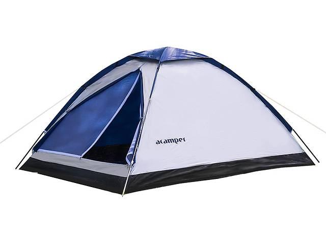 бу Палатка 2-х местная Acamper DOMEPACK2 - 2500мм. H2О - 1,8 кг. в Києві