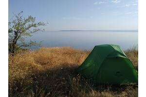 Палатка Naturehike Star River двохместная двослойная