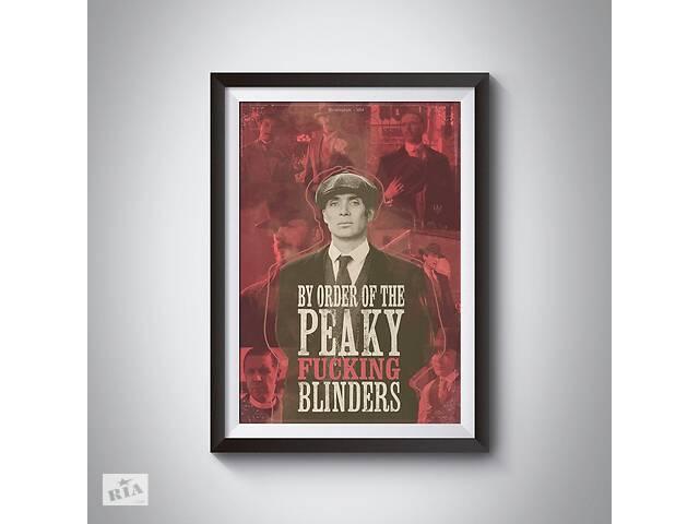 купить бу Постеры сериала Острые козырьки / Peaky Blinders в Львове