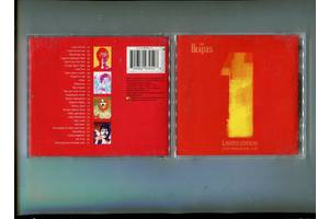 "Продам CD The Beatles ""1"" 27 # 1 Singles on 1 CD (р) 2000"