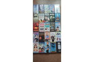 Продам ліцензійні відео касети.