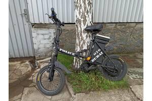 Продам складання електровелосипед