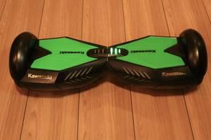 Продам свой Гироборд Kawasaki KX-Pro 6.5