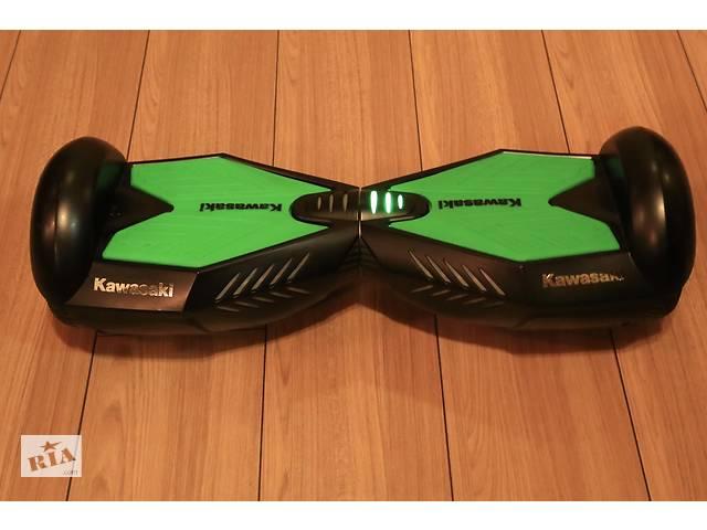 продам Продам свой Гироборд Kawasaki KX-Pro 6.5 бу в Киеве