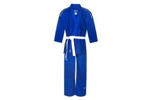 Продам синее кимоно для дзюдо, айкидо, джиу-джитсу, боевого хортинга