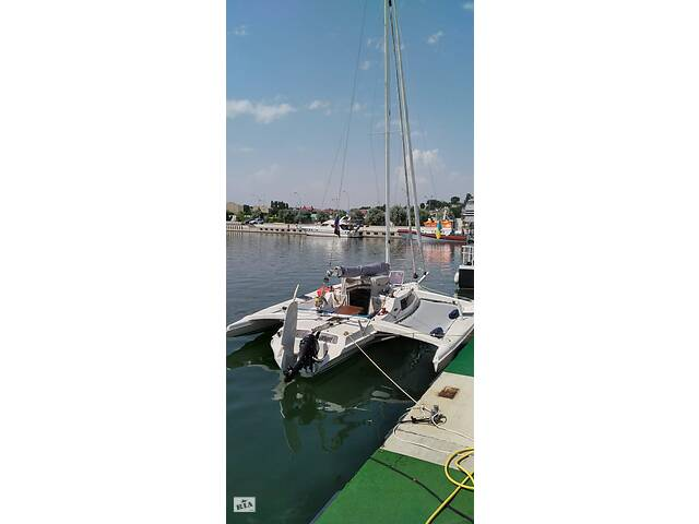 продам Продам Тримаран парусно--моторный .Цена снижена бу в Одессе