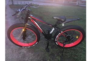 Продам велосипед фетбайк 26колеса16рама!