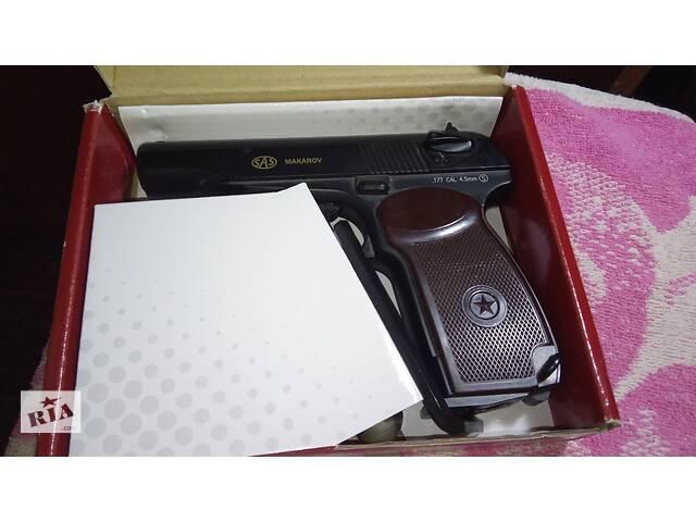 продам Пістолет Макарова для спортивної стрільби. бу в Сумах