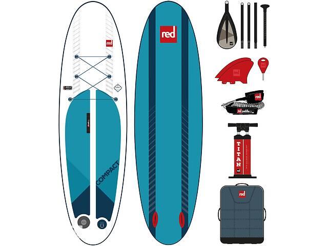 "бу Сапборд Red Paddle Co Compact 9'6"" Package в Одессе"