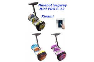 Сигвей Ninebot Segway Xioami Mini PRO S-12 Print мини гироскутер оптом