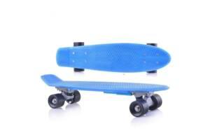 Скейт дитячий ТМ Doloni, блакитний (0151/1)