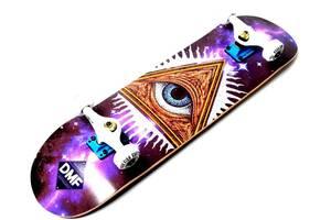 Скейтборд дерев'яний від Fish Skateboard EYE оптом