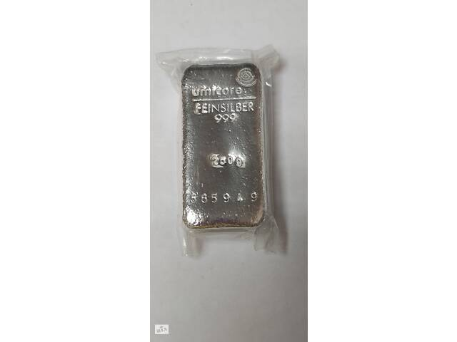 купить бу Слиток серебро 999 проба.250грамм в Днепре (Днепропетровск)