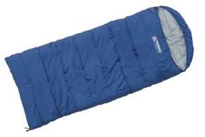 Спальник Terra Incognita Asleep Wide 200 R правий Синій (TI-02265)