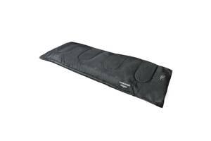 Спальный мешок Highlander Sleepline 250+5°C Charcoal (Left)